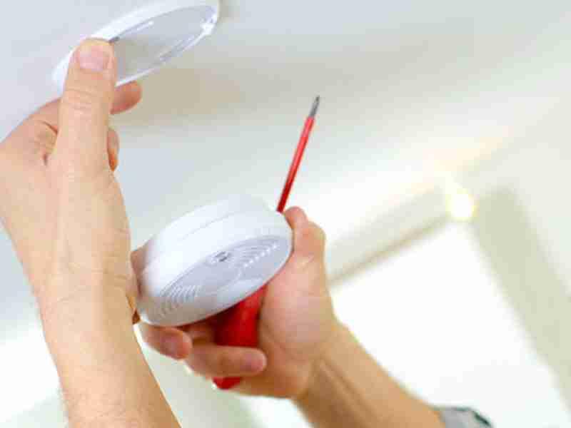 Installazione di sistemi antifurto