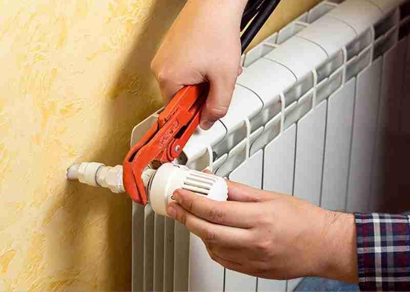 riparazione termosifoni di casa