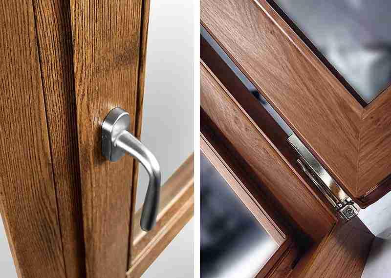servizio di manutenzione serramenti in legno