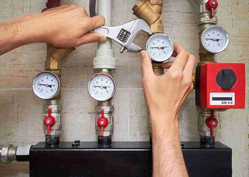 regolazione valvole termostatiche
