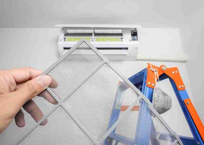 supermario24 effettua la pulizia filtri di climatizzatori a milano