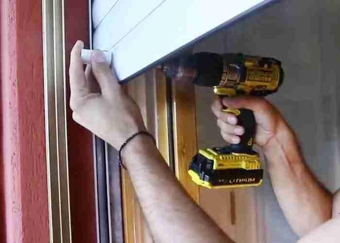 Emergenza manutenzione avvolgibili motorizzati di qualsiasi materiale come legno pvc e alluminio