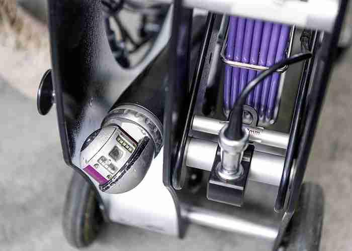 telecamera per servizio video ispezioni tubazioni a Pioltello
