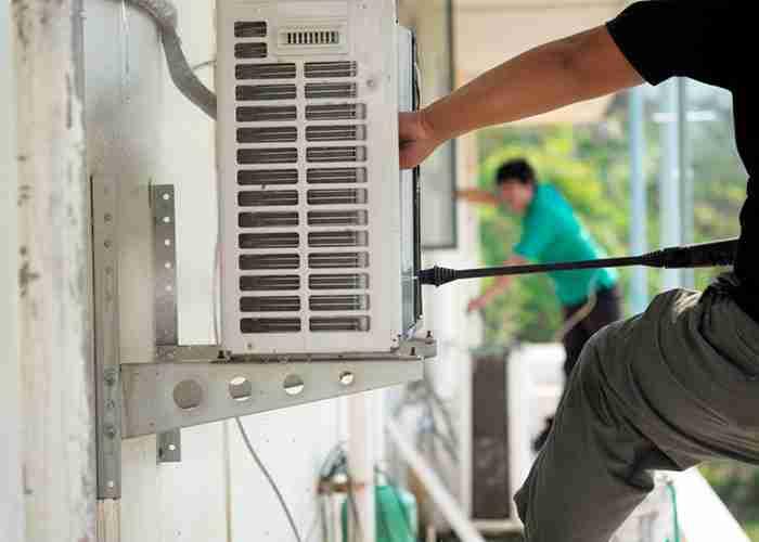 supermario24 installazione climatizzatore fisso esterno