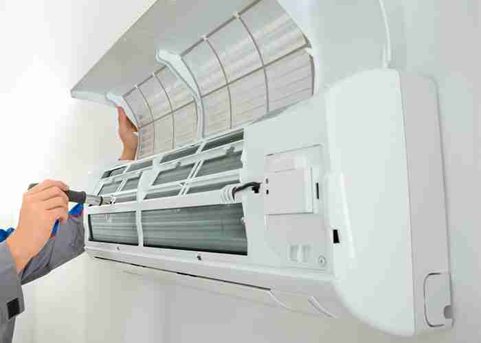 supermario24 pulizia climatizzatore installato da poco