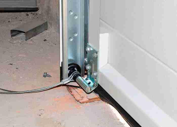 supermario24 riparazione saracinesca elettrica di un garage