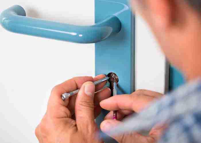 supermario24 sbloccaggio serratura porta di casa
