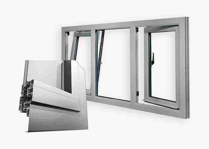 Servizio di installazione e regolazione di serramenti in alluminio