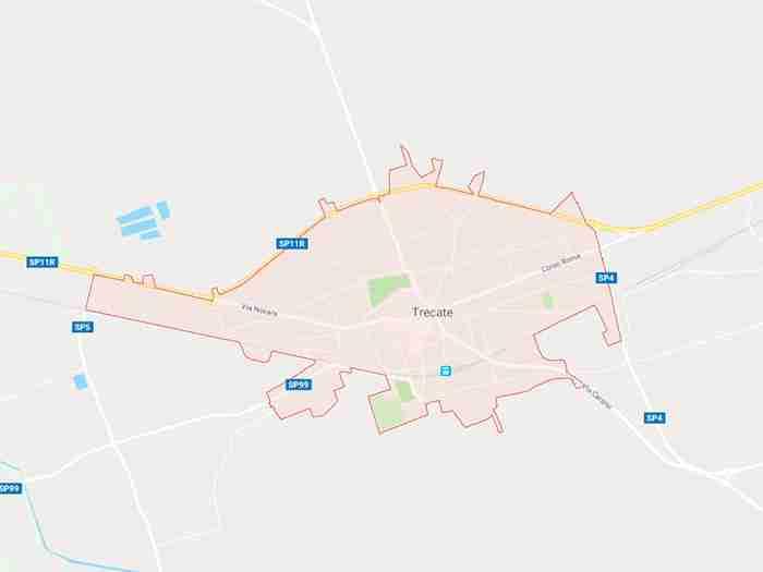 Trescate provincia Novara