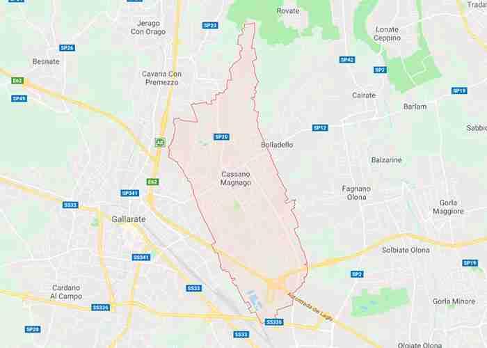 Cassano magnago provincia varese