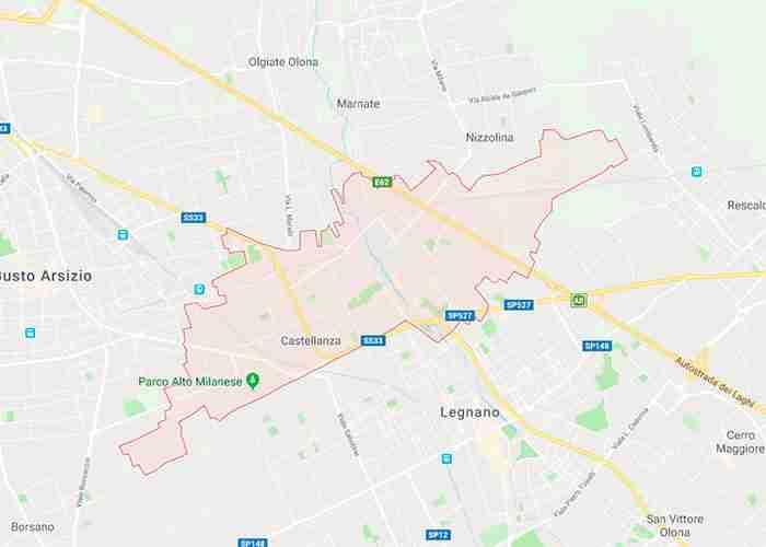 Castellanza provincia Varese