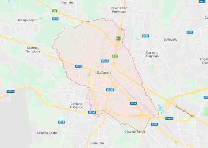 Gallarate provincia di Varese