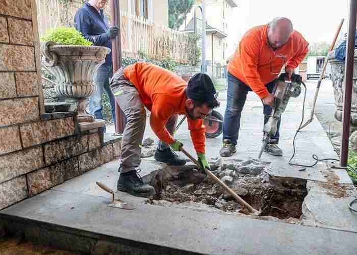 supermario24 lavorazioni tubi domestici - Come trovare un idraulico a Castelletto Sopra Ticino? Chiama SuperMario24