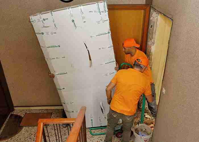 Servizio di installazione porte blindate